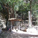 岩窟のパワースポット