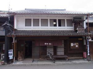 笠松を語り継ぐ建物